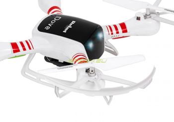 Rebel TOYS DOVE WIFI dron podgląd na żywo